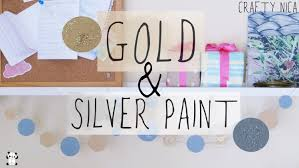 silver paint colorsHow to make gold and silver paint with primary colors  Handmade
