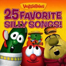 veggie tales veggie tunes song