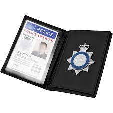 Police Card For Niton999 Shop Clothing Security Niton Leather Holder Footwear amp; Kit Warrant - Tactical From Compact