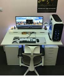 lovely home office setup. Amazing Of Computer Desk Setup Lovely Office Furniture Plans With 1000  Ideas About On Lovely Home Office Setup 0