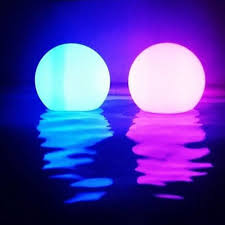 Cheap Led Pool Lights Remote Control Solar Powered Led Glow Outdoor Round Ball Pool Lights Floating Buy Pool Lights Floating Swimming Pool Led Lights Astral Led Pool
