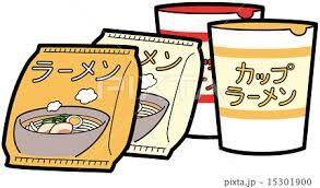 「カップ麺 イラスト」の画像検索結果