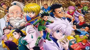 hunter x hunter pack wallpapers anime 1 link mega afire
