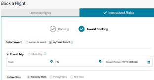 Korean Air Skypass Now More Useful With Skyteam Awards