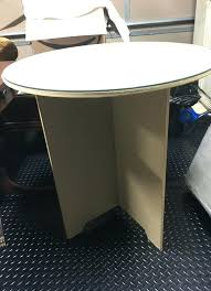 round particle board table inch round particle board table with glass top 30 particle board round