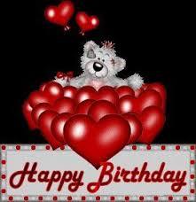 Herzlichen Glückwunsch Zum Geburtstag Mein Schatz