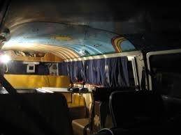 volkswagen van hippie interior. july 29 volkswagen van hippie interior l
