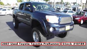 2007 Used Toyota Tacoma PreRunner Lifted For Sale in San Diego at ...