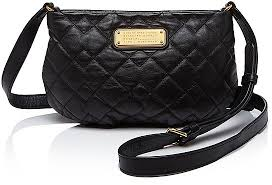 Marc by Marc Jacobs Crossbody New Q Quilted Percy | Where to buy ... & ... Black Quilted Leather Crossbody Bags Marc by Marc Jacobs Crossbody New  Q Quilted Percy Adamdwight.com