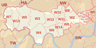 Image result for map of Wormwood Scrubs, W12