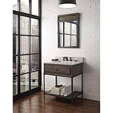 open shelf vanity. Plain Open 30u201c Open Shelf Vanity Throughout O