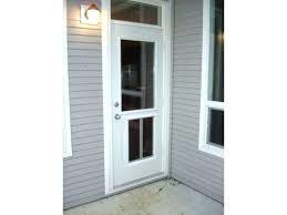 sliding glass doggie door screen door with door built in medium size of pet door for