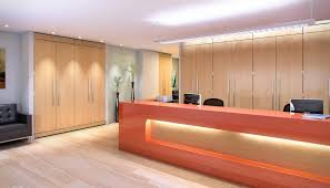 office reception interior. Excellent Office Reception Interior Design Yellow Geometric Stone More Cool Office: Full Size S