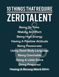 office motivational posters things that require zero talent inspirational print poster typography art wall e82 motivational