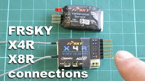 frsky xr xr connections