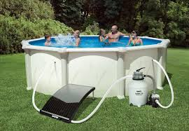 intex above ground swimming pool. View Larger Intex Above Ground Swimming Pool