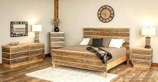 urban rustic furniture. Urban Rustic Furniture Bedroom Best Beds Woodland Creek O