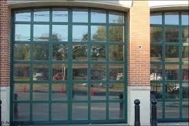 garage doors njArched Top Aluminum Overhead Fire Station Doors  Edison NJ