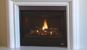 superior drt3033 pro series 33 top vent fireplace with aged oak logs millivolt