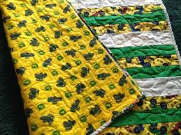 Quilts 'N Things Done By Betty Boopw/Deb...: A John Deere/Truck ... & John Deere Flannel backing Adamdwight.com
