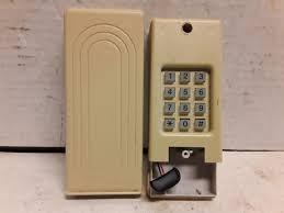 er wireless keypad garage door gate opener clk1 hbw1579