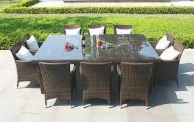 round outdoor dining table set wicker outdoor dining chairs lovely patio table set elegant round wicker