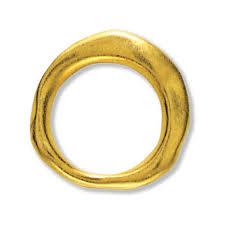 john rocha 9k gold ring