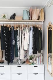 Dollobe Closet Plans Large Armoire Wooden Walmart Best Open Ideas ...