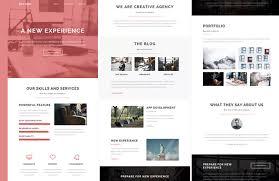 Creative Design Templates 100 Responsive Creative Mailchimp Email Templates