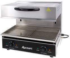 admiral craft sal 4000w 4 000 watt electric salamander broiler countertop