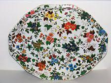 Daher Decorated Ware 11101 Tray Daher Decorated Ware 100 eBay 3