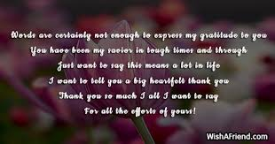 Thank You Not Words Are Certainly Not Enough To Thank You Phrases