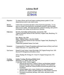 Spanish Teacher Resume Sample Teacher Resume Examples Good Spanish Samples kinalico 9