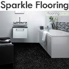 details about black sparkly bathroom flooring glitter effect vinyl floor next sparkle lino