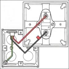 wiring light switch or dimmer wiring light switch