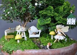 fairy garden miniatures. Unique Miniatures Fairy Garden Miniatures 33 Miniature Designs Gardens Defining  New Trends In For E