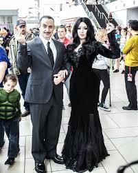 morticia u0026 gomez addams fashion flooring girl costume socialite sc 1 st lifestyle