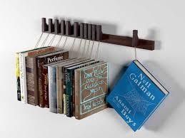 custom made wooden book rack 3d model