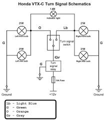 motorcycle turn signal wiring diagram efcaviation com brake and turn signal wiring diagram at Universal Turn Signal Wiring Diagram