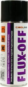 FLUX OFF аэрозоль, 400 мл, Очиститель от <b>флюса</b> | купить в ...