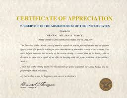 Certificate Of Appreciation Words Certificate Certificate Ofn Template Download Recognition Sample 22
