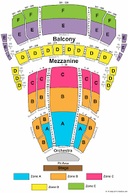 Lion King Cleveland Seating Chart The Buell Theatre Seating Chart