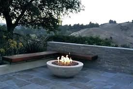 concrete fire bowl concrete fire bowls and fireplace bowl t m l f outdoor for diy small concrete