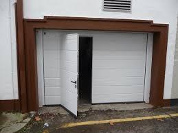 garage door with wicket door garage doors design with realistic garage door designs pictures ideas