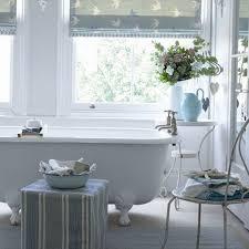 modern country bathroom ideas. Choose Fabrics In Country Colours Modern Bathroom Ideas