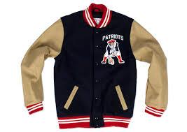 patriot leather jacket