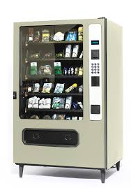 Vending Machine History Beauteous A Brief Look At The History Of Vending Machine Technologies