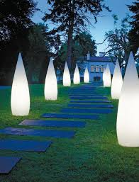 Small Picture Contemporary And Unique Design Of Outdoor Garden Lighting Design