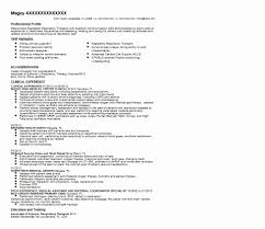 Respiratory Therapist Resume Trending Respiratory Therapist Resume