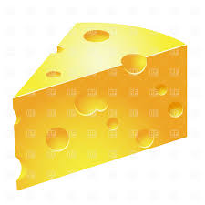slice of cheese clipart. Plain Slice For Slice Of Cheese Clipart